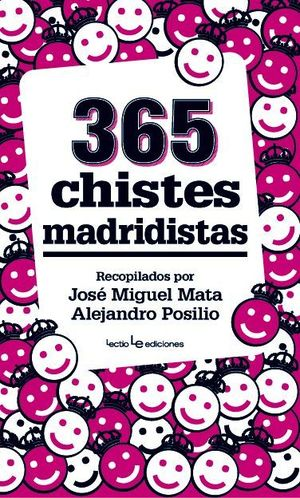 365 CHISTES MADRIDISTAS