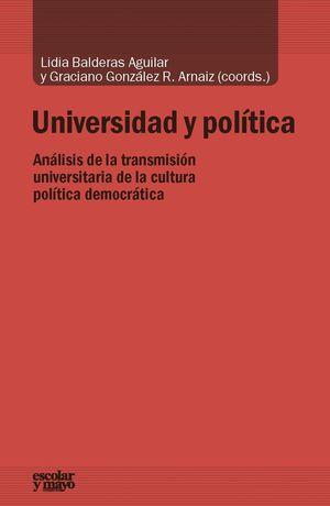 UNIVERSIDAD Y POLÍTICA