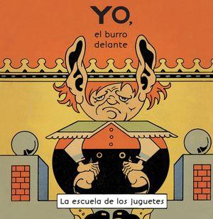 YO EL BURRO DELANTE