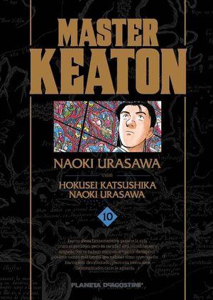 MASTER KEATON Nº 10/12