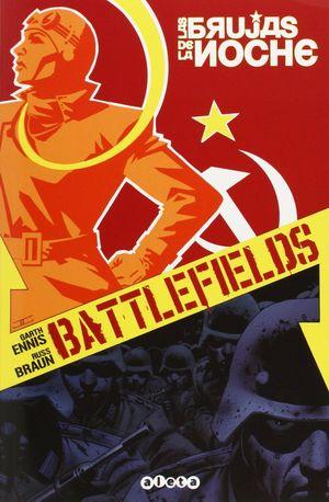 BATTLEFIELDS 1: LAS BRUJAS DE LA NOCHE