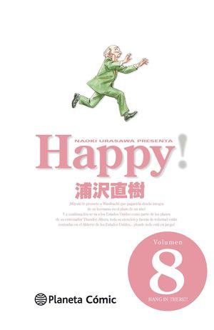 HAPPY! Nº 08