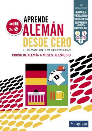 APRENDE ALEMAN DESDE CERO (CAJA)