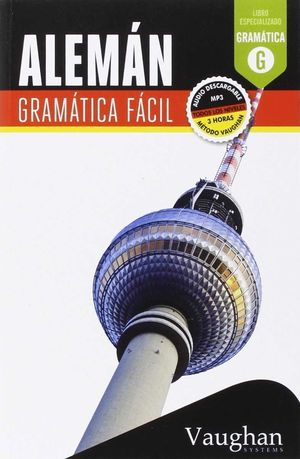 ALEMAN GRAMATICA FACIL AUDIO DESCARGABLE MP3 TODOS LOS NIVELES