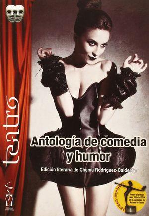 ANTOLOGIA DE COMEDIA Y HUMOR