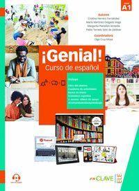 GENIAL! A1 - CURSO EN ESPAÑOL