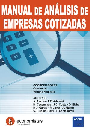 MANUAL DE ANALISIS DE EMPRESAS COTIZADAS