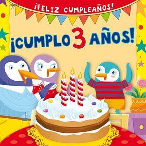 CUMPLO 3 AÑOS!