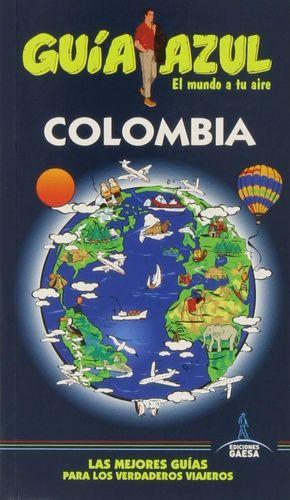 COLOMBIA GUÍA AZUL