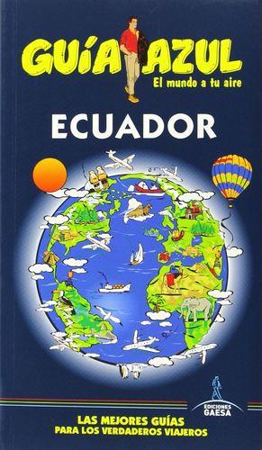 ECUADOR (GUIA AZUL) (2014)