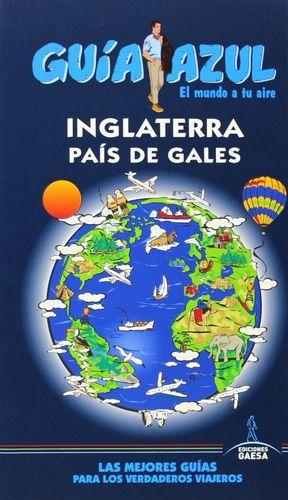 INGLATERRA Y PAÍS DE GALES GUÍA AZUL