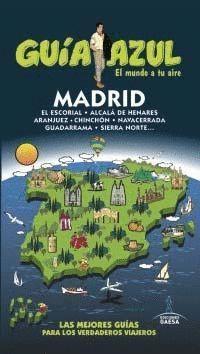 MADRID (GUIA AZUL) (2014)