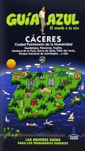 CACERES (GUIA AZUL) (2015)
