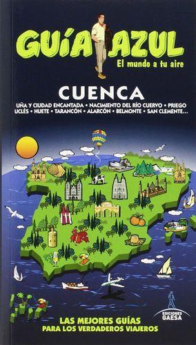 CUENCA (GUIA AZUL) (2015)