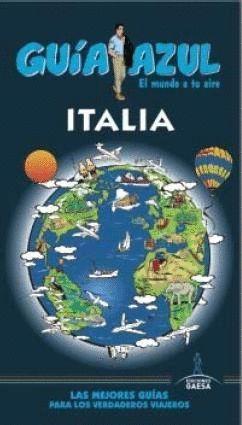 ITALIA (GUIA AZUL) (ANTIGUA EDICION)