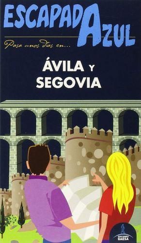 AVILA Y SEGOVIA ESCAPADA AZUL