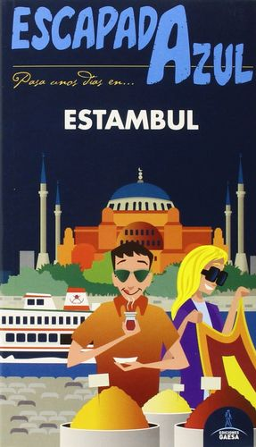 ESTAMBUL ESCAPADA AZUL (2015)