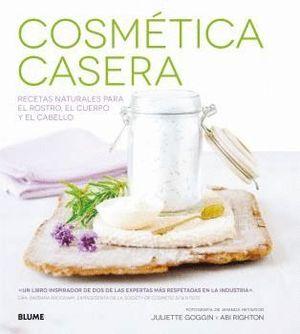 COSMÉTICA CASERA