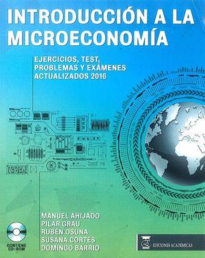 INTRODUCCION A LA MICROECONOMIA