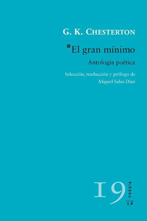 EL GRAN MINIMO (ANTOLOGIA POETICA)