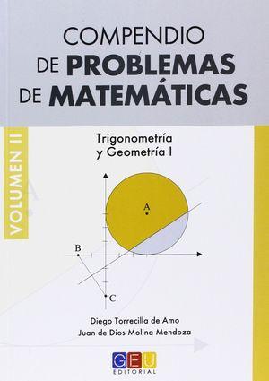 COMPENDIO DE PROBLEMAS DE MATEMATICAS VOLUMEN II