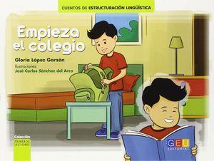 EMPIEZA EL COLEGIO