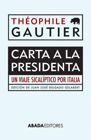 CARTA A LA PRESIDENTA