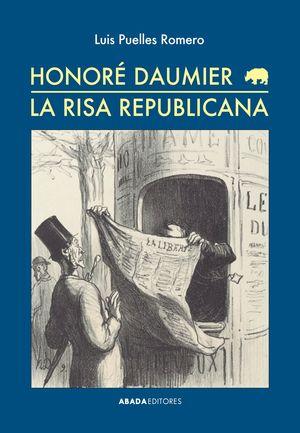HONORE DAUMIER. LA RISA REPUBLICANA