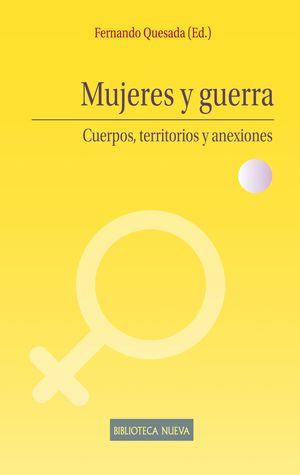 MUJERES Y GUERRA