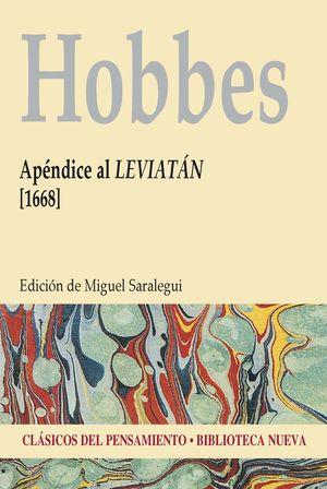 HOBBES APENDICE AL LEVIATAN (1668)