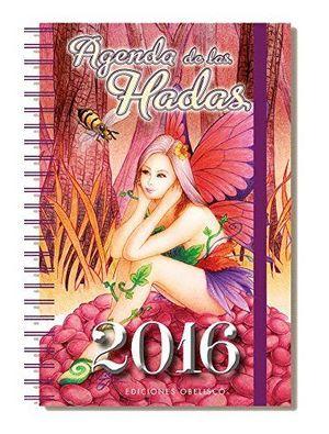 AGENDA DE LAS HADAS 2016