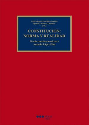 CONSTITUCION: NORMA Y REALIDAD