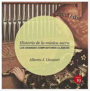 HISTORIA DE LA MUSICA SACRA