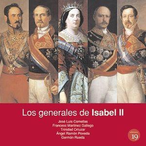 GENERALES DE ISABEL II