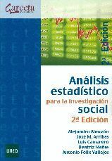 ANALISIS ESTADISTICO INVESTIGACION SOCIAL