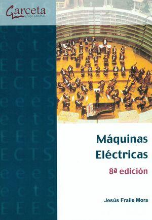 MAQUINAS ELECTRICAS 8ª EDICION
