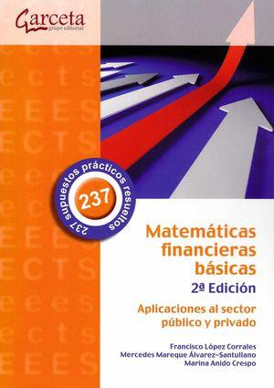 MATEMÁTICAS FINANCIERAS BÁSICAS 2ª EDICIÓN