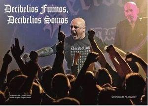 DECIBELIOS FUIMOS DECIBELIOS SOMOS