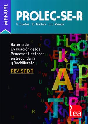 PROLEC-SE-R. BATERÍA DE EVALUACIÓN DE LOS PROCESOS LECTORES EN SECUNDARIA Y BACH