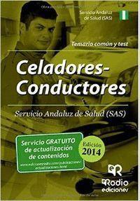 CELADORES-CONDUCTORES SAS. TEMARIO COMUN Y TEST