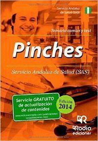 PINCHES SAS. TEMARIO COMUN Y TEST