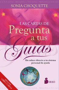 LAS CARTAS DE PREGUNTA A TUS GUIAS (LIBRO + BARAJA TAROT)