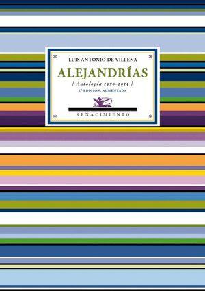 ALEJANDRIAS (ANTOLOGIA 1970-2013)
