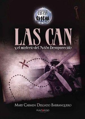 LAS CAN Y EL MISTERIO DEL AVION DESAPARECIDO