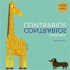 CONTRARIOS ESPAÑOL INGLES. MI PRIMER LIBRO