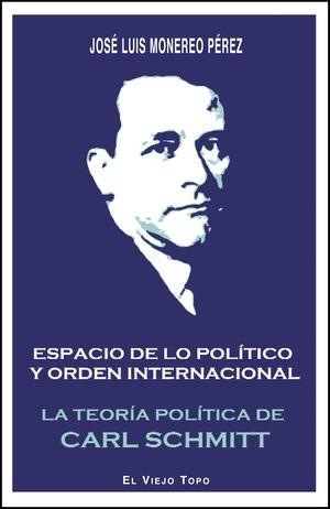 ESPACIO DE LO POLITICO Y ORDEN INTERNACIONAL