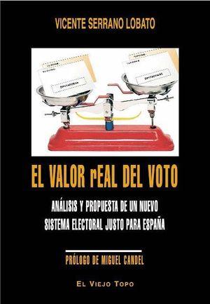 EL VALOR REAL DEL VOTO