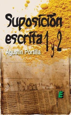 SUPOSICION ESCRITA 1 Y 2