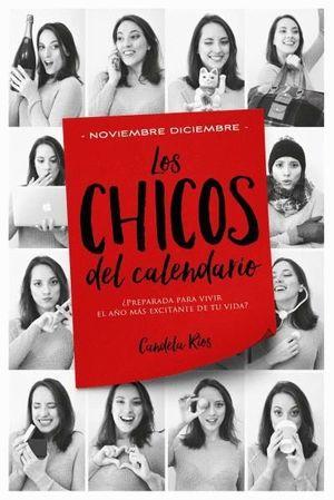 LOS CHICOS DEL CALENDARIO 5 NOVIEMBRE Y DICIEMBRE
