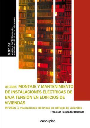 MONTAJE Y MANTENIMIENTO DE INSTALACIONES ELECTRICAS DE BAJA